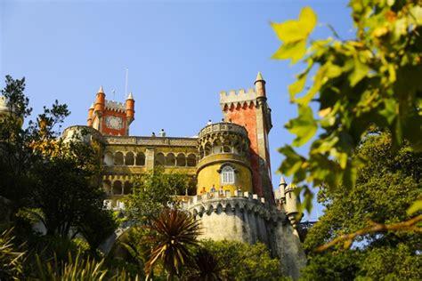 chambre d hotes lisbonne visite du palais de pena à sintra au portugal
