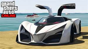 Voitures Gta 5 : new voiture gta 5 prototipo grotti x80 youtube ~ Medecine-chirurgie-esthetiques.com Avis de Voitures