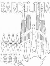Coloring Spain Pages Mycoloring Printable sketch template