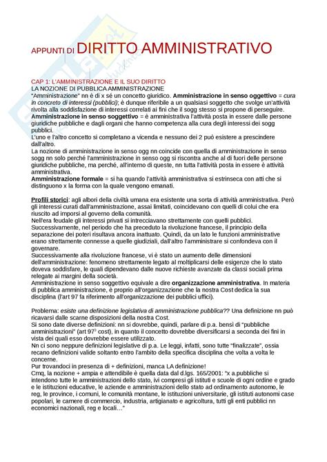 dispensa diritto amministrativo concetti di diritto amministrativo 2