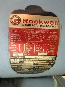 6 2 Hp  17 U0026quot  Delta    Rockwell 17
