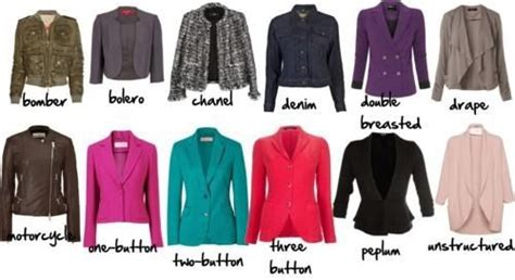 Women's, Jackets And Photos