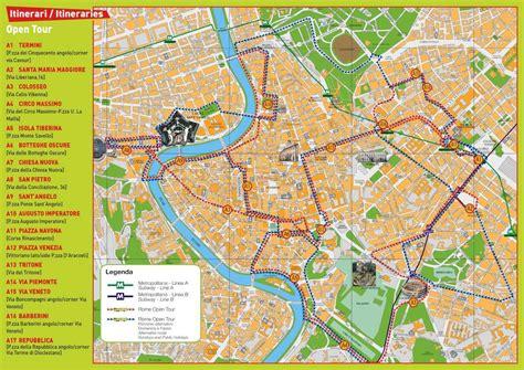 rom sightseeing karte goudenelftal