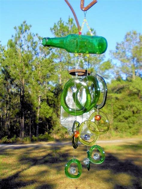 wind chime crafts  brilliant upcycled ideas