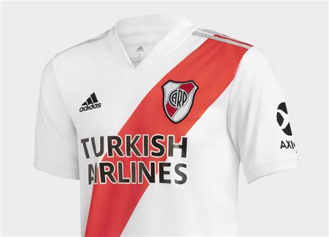 River Plate 2020-21 Adidas Home Kit | 20/21 Kits ...