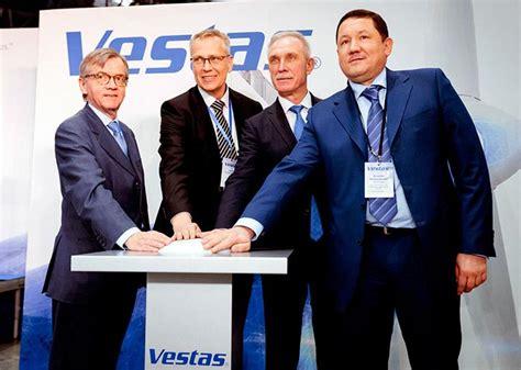 Vestas вестас . возобновляемая энергия и ресурсы