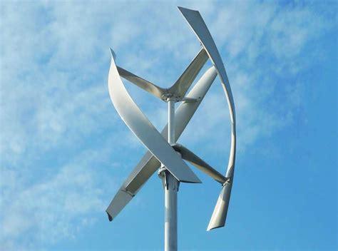 eddy gt wind turbine is sleek silent and designed for the city wind turbine eddy gt inhabitat - Wind Turbine Design