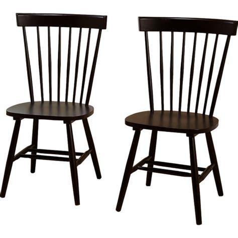 elegant  beautiful black kitchen chairs