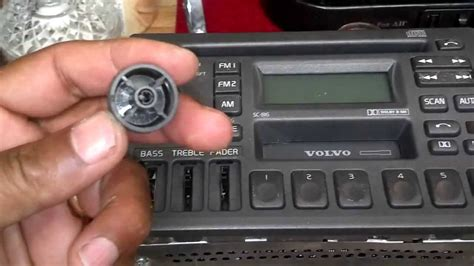 replace light bulbs   volvo radio stereo
