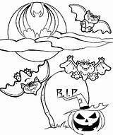 Bat Halloween Coloring Pages Colouring Bats Printable Printables Vampire Facts Popular Azcoloring sketch template