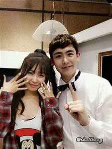 Tiffany Hwang images ♥ Tiffany with Nichkhun ♥ wallpaper ...