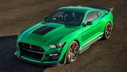 Mustang Gt500 Shelby Ford Wallpapers 1366