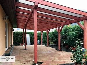 Terrassenuberdachung aus holz projekte 9 carports aus for Terrassenüberdachung aus polen