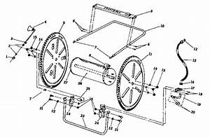 Craftsman Craftsman Hose Reel Parts