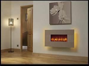 Cheminée électrique Design : cheminee electrique design orlando cappuccino cheminee passion ~ Dode.kayakingforconservation.com Idées de Décoration