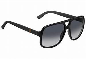 Lunette De Soleil Pour Homme : lunettes de soleil gucci gg 1115 s m1v 9o 59 15 ~ Voncanada.com Idées de Décoration