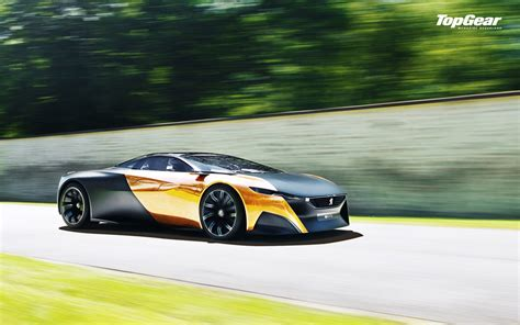 Top Gear, Peugeot Onyx Wallpapers