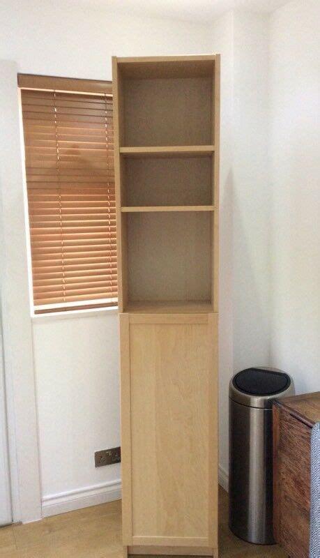 Ikea Cupboard Shelves by Ikea Beech Office Storage Unit Filing Cabinet Cupboard