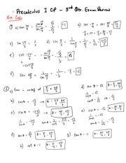 basic trig identities answers practice worksheet 1 basic