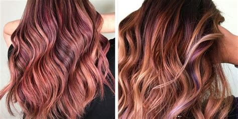 Fruit Juice Hair Is Spring's Newest Hair-color Trend