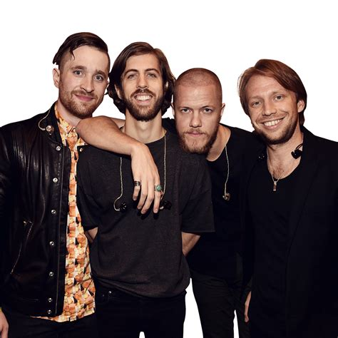 "Gli Imagine Dragons Tornano Con ""next To Me"""