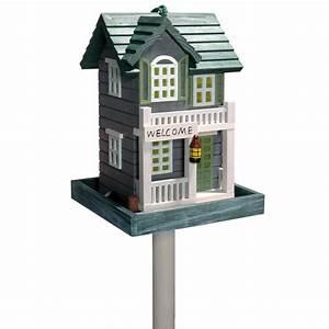 Lackierte Türen Reinigen : vogelhaus mit st nder welcome usa design luxus ~ Markanthonyermac.com Haus und Dekorationen