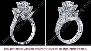 engagement ring upgrade or anniversary ring unique With upgrade wedding ring