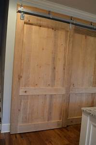 1000 images about bypass closet doors diy on pinterest With bypass barn doors for closets