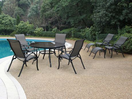 walmart canada outdoor dining sets walmart canada clearance deal hometrends bettona 10