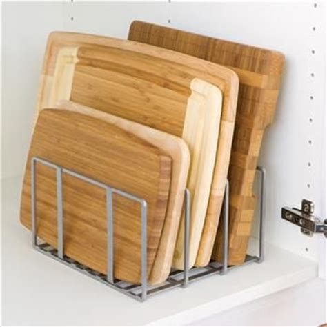 organizing my kitchen seville organize it divided pan board rack 10 quot x 8 5 quot x 6 1273