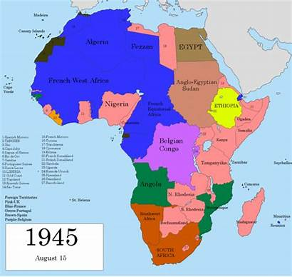 Africa 1945 Crazy Present Boris Pre Core