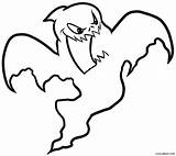 Coloring Ghost Pages Printable Print Scary Drawing Ghostbusters Cool2bkids Drawn Outline Ghostly Face Draw Clipartmag Getcolorings Getdrawings sketch template