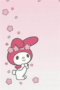 My Melody (Sanrio) swiss roll template | Kawaii / Sanrio ...