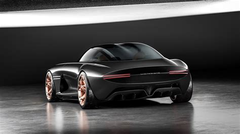 Genesis Essentia Concept Got Uncovered At The Recent New