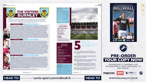 Purchase your Carabao Cup matchday programme - News ...