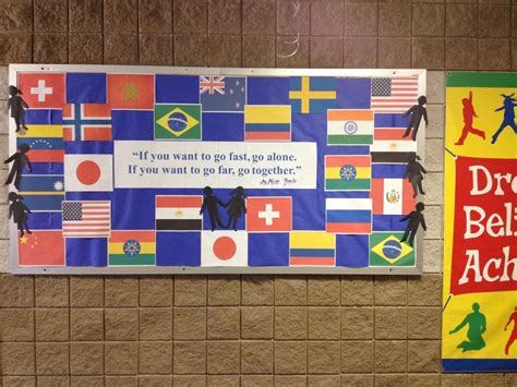 25+ Best Ideas About Multicultural Bulletin Board On