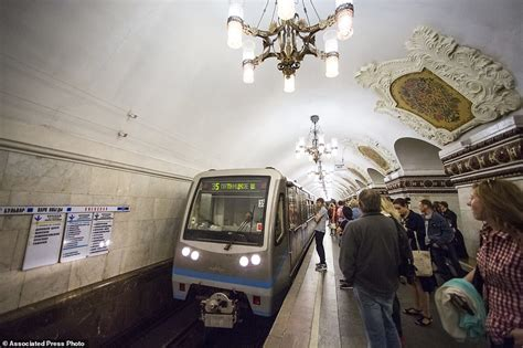 moscow subways stunning artwork   greet world cup