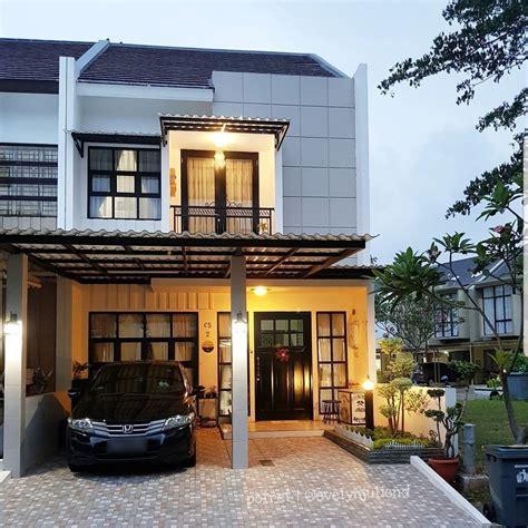 menginspirasi desain rumah  lantai  lahan