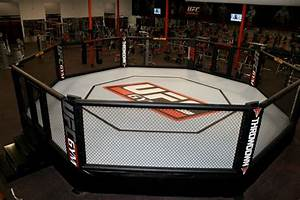 The gallery for --> Ufc Octagon Cage