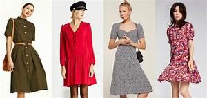 Robe De Printemps : robes fleuries 2017 ~ Preciouscoupons.com Idées de Décoration