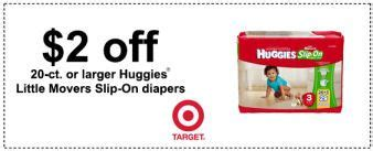 26016 Huggies Diapers Coupons Target by Huggies Slip On S The In And Out Plus 25 Target