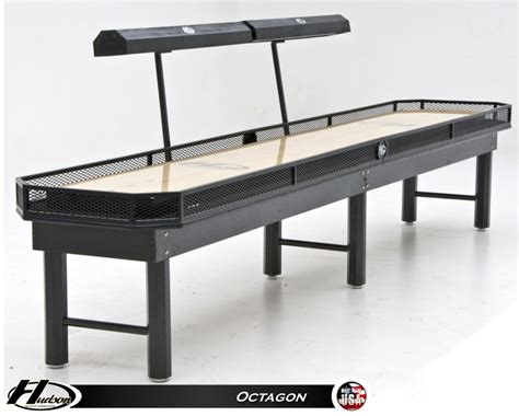 octagon shuffleboard table gametablesonlinecom