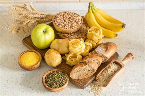 Ogļhidrāti uzturā / Latvijas diabēta federācija