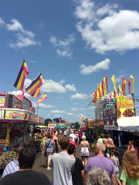 How To Do The Erie County Fair On A Budget 2016  Step Out