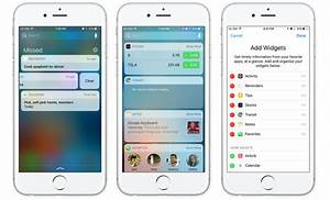 iOS 10 preview: the new features in the latest iOS update