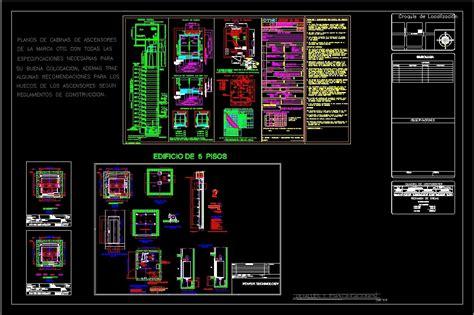 building departmental dwg plan autocad designs cad