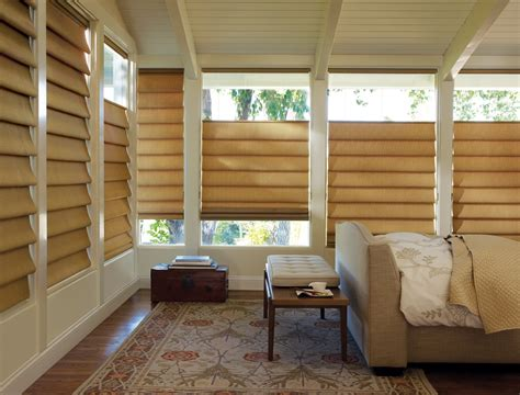Roman Shades : Honeycomb Shades / Privacy Sheers / Roman Shades / Lancaster