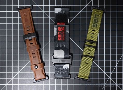 review uag apple bands offer needed variety