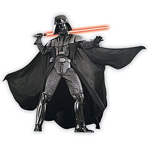 darth vader costume supreme edition wars supreme edition darth vader costume thinkgeek