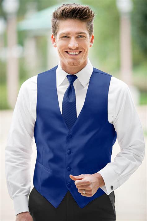 expressions royal blue vest jims formal wear